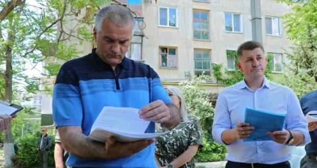 Сергей Аксёнов – о порядке в Симферополе, усиленных патрулях и ответственности за нарушение тишины
