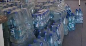 Сельхозтоваропроизводители Крыма помогают пострадавшим от ЧС ялтинцам питьевой водой