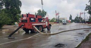 Последние данные о подтоплениях в Керчи и Ялте (информация на вечер 22 июня)