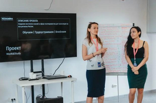 """Арт-кластер """"Таврида"""": первые участники «Меганомики» прокачали навыки креативного лидерства"""