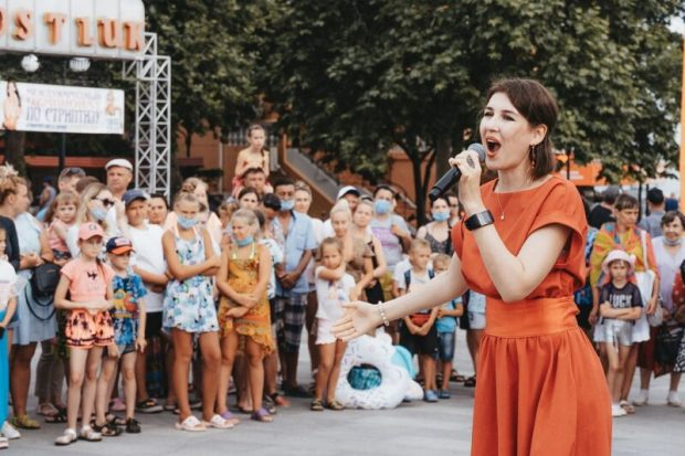 День молодежи в Судаке: «Таврида» провела концерт
