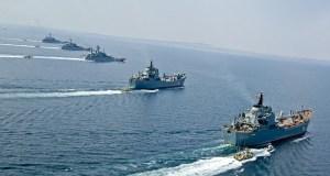 Черноморский флот во второй половине 2021 года примет участие в более чем 20 крупных учениях