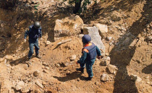 В частном домовладении в Севастополе нашли 33 боеприпаса времен Великой Отечественной войны