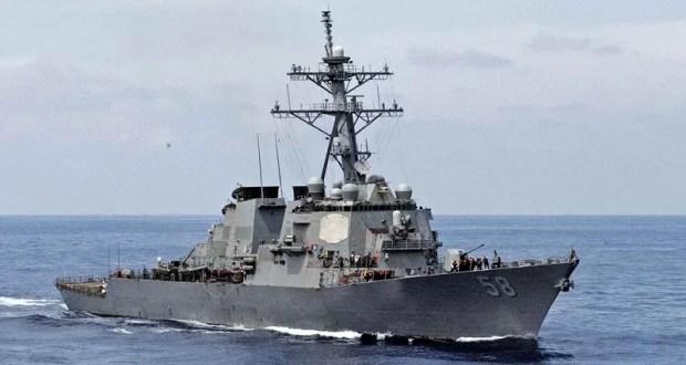 Миноносец ВМС США отправился в Черное море