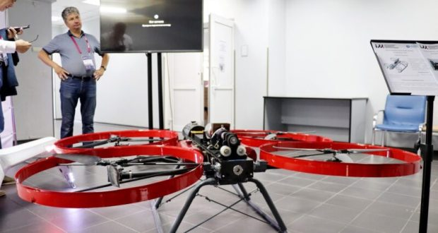 Ученые СевГУ намерены разработать технологии для создания аэротакси в РФ