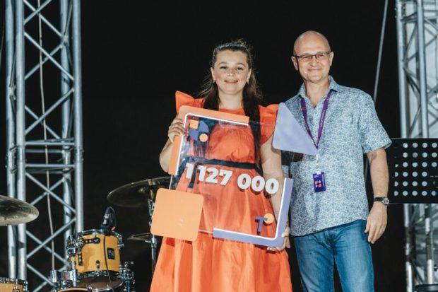 Представительница Крыма - победительниц грантового конкурса на «Тавриде»