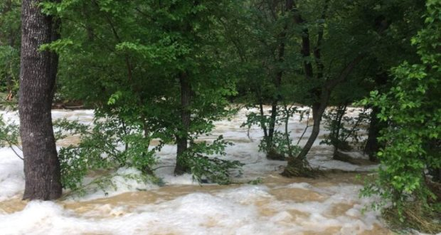 Из-за повышенной мутности воды в Севастополе ограничат водоснабжение