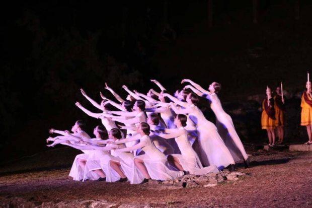 """В Керчи открылся XXIII Международный фестиваль античного искусства """"Боспорские агоны"""""""