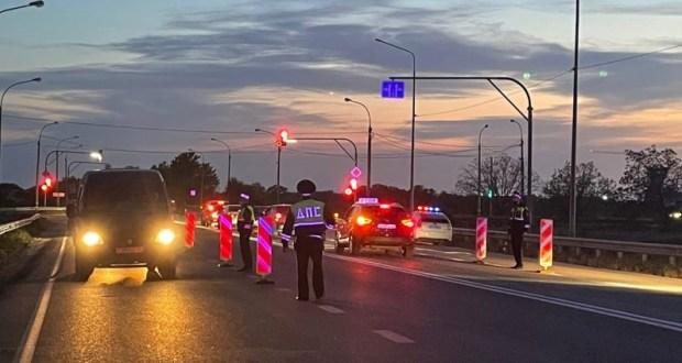 В ГИБДД Севастополя подвели итоги рейда «Ночной город»