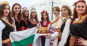 В Крыму - Международный фестиваль болгарской культуры РОЗАФЕСТ