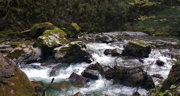 Вот и Симферопольское водохранилище «дождалось» – реки выходят из берегов из-за дождей