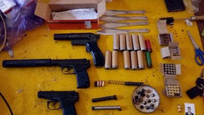 В Севастополе осудили «оружейника»