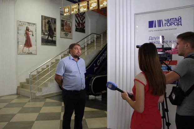 Общественники Симферополя берут под контроль объекты, недоступные для инвалидов