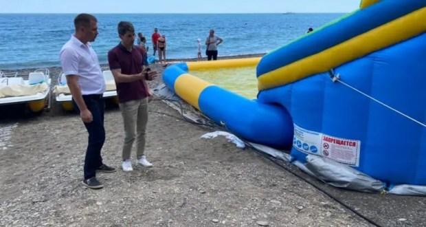 Что показал рейд минкурортов Крыма по пляжам Алушты