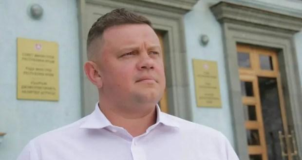 В команде крымской «Единой России» замена. Почему Евгений Кабанов не пойдет в Госдуму