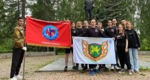 Студотряды из Севастополя помогают в строительстве социально значимых объектов страны и города