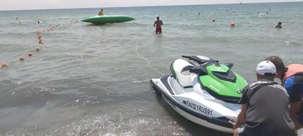 В Крыму - рейды по выявлению и пресечению нарушений в области транспортной безопасности на пляжах