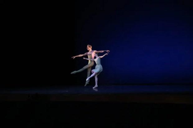 В Херсонесе подвели итоги первого дня гастролей Мариинского театра