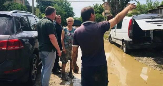 Пострадавшим от подтоплений в Крыму выплачено 129 миллионов рублей матпомощи