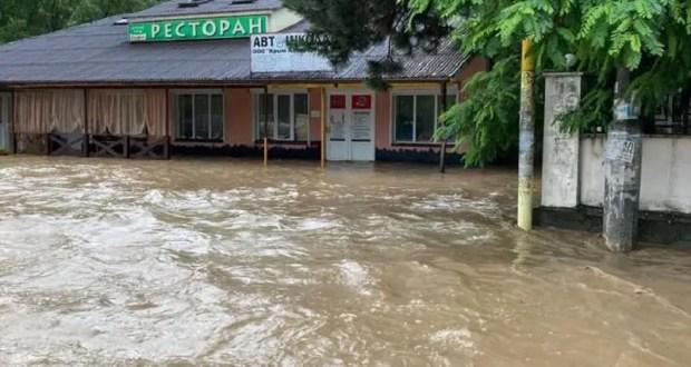 Ученые уточнили: среди причин потопа в Бахчисарайском районе есть человеческий фактор