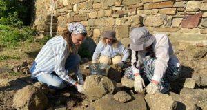В Музее-заповеднике «Судакская крепость» начала работу выездная школа археологии