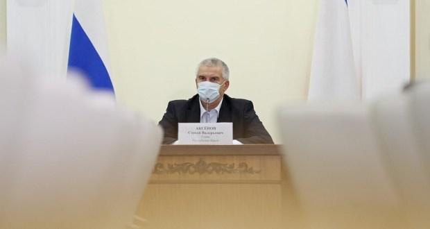 Аксёнов: в Крыму последствия подтоплений ликвидированы – отдыху туристов ничего не мешает