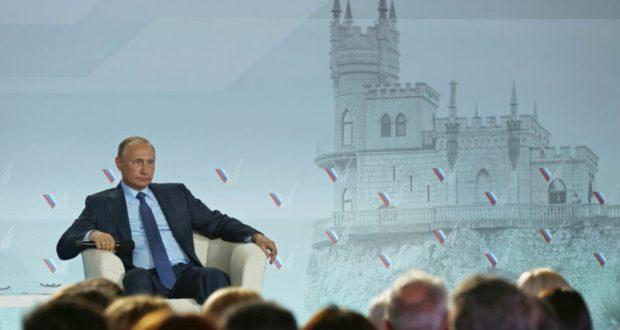 Мнение: подлинная суверенность Украины возможна именно в партнёрстве с Россией