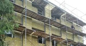 В Евпаторийской городской больнице - капитальный ремонт зданий и помещений