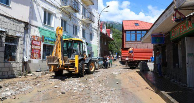 В Крыму подписан указ, согласно которому арендаторы, пострадавшие от ЧС, освобождаются от арендной платы за использование госсобственности