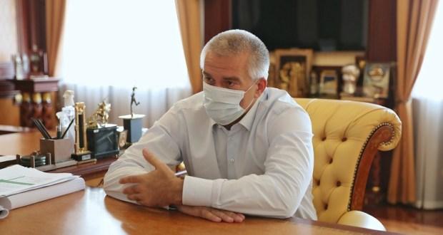 В Крыму хотят максимально помочь тем, кто лишился жилья в результате стихийного бедствия