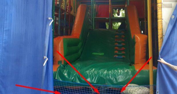 Следком и прокуратура проводят проверку по факту травмирования ребенка в Детском парке Симферополя