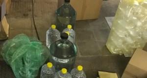 В Красноперекопском районе в суд направлено уголовное дело о незаконной торговле алкоголем