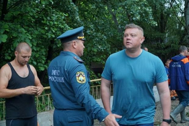 Около 100 домов подтоплено. Ситуация с «неблагоприятными метеоявлениями» в Крыму на вечер 4 июля