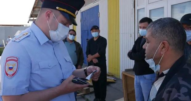 В Севастополе полицейские подвели итоги операции «Нелегал-2021»