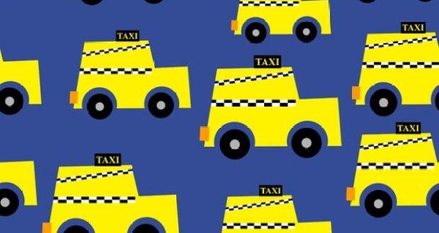 СМИ: таксисты-«нелегалы» сегодня утром заблокировали проезд на территорию аэропорта Симферополя