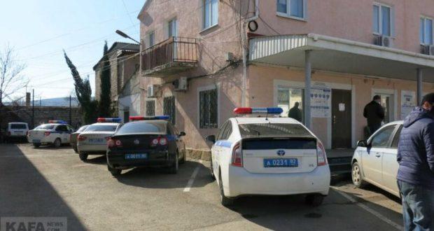 В Крыму шутник», «заминировавший» здание ГИБДД в Феодосии, получил реальный срок