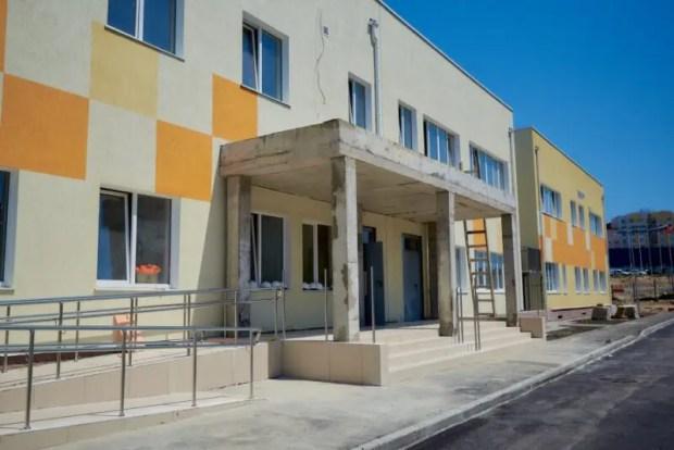 Строительство детского сада в севастопольском микрорайоне Шевченко завершат досрочно