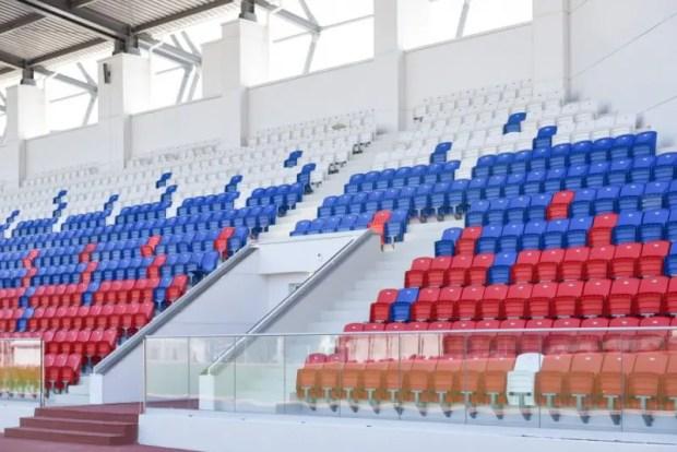 Первый этап строительства СОК имени 200-летия Севастополя готов на 100%