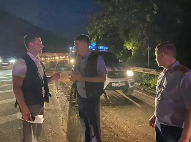 По факту ДТП на трассе «Севастополь – Ялта», в котором погибло 5 человек, возбуждено уголовное дело
