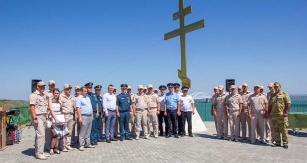 В Крыму завершен очередной этап работы по разминированию Kерченской крепости