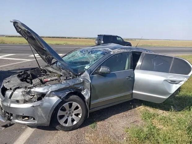 ДТП на трассе «Евпатория – Черноморское»: пятеро пострадавших