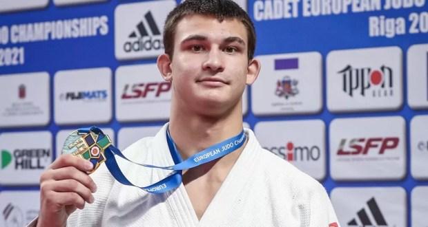 Дзюдоист Руслан Соменко из Симферополя – победитель первенства Европы среди кадетов