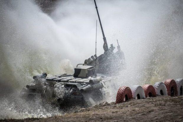 В севастопольском парке «Патриот» открылся седьмой Международный военно-технический форум «Армия-2021»