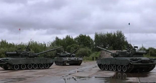 """На форуме """"Армия-2021"""" в Севастополе покажут «Танковый вальс» и не только его"""