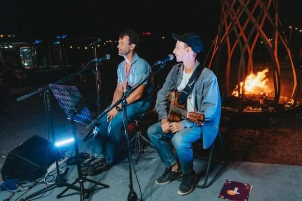 На фестивале «Таврида.АРТ» молодые необарды споют со звездами российской авторской песни