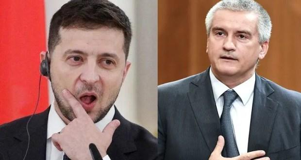 За что Глава Крыма похвалил президента Украины