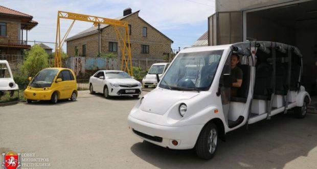 До конца года в Крыму планируют разработать программу развития электротранспорта