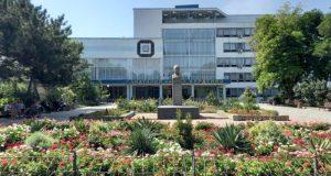 В крымском Специализированном спинальном санатории им. академика Н.Н. Бурденко пролечено почти две тысячи пациентов-инвалидов