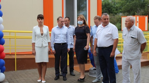 В селах Глазовка и Нижнезаморское Ленинского района Крыма открыты новые ФАПы
