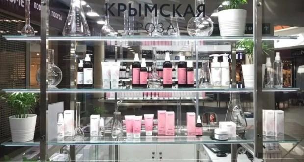Крымский бренд косметики расширяет франчайзинговую сеть на материке и продвигает местный продукт